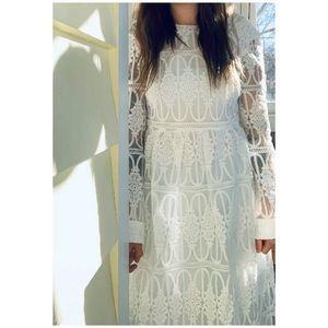 Shein Lace Dress